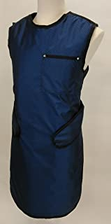 Lead Apron, X-Ray Apron .5mm Pb Equiv Light Weight.(F) Large Male Made in USA