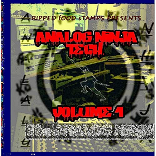 Analog Ninja Tech, Vol. 1 by Analog Ninja on Amazon Music ...
