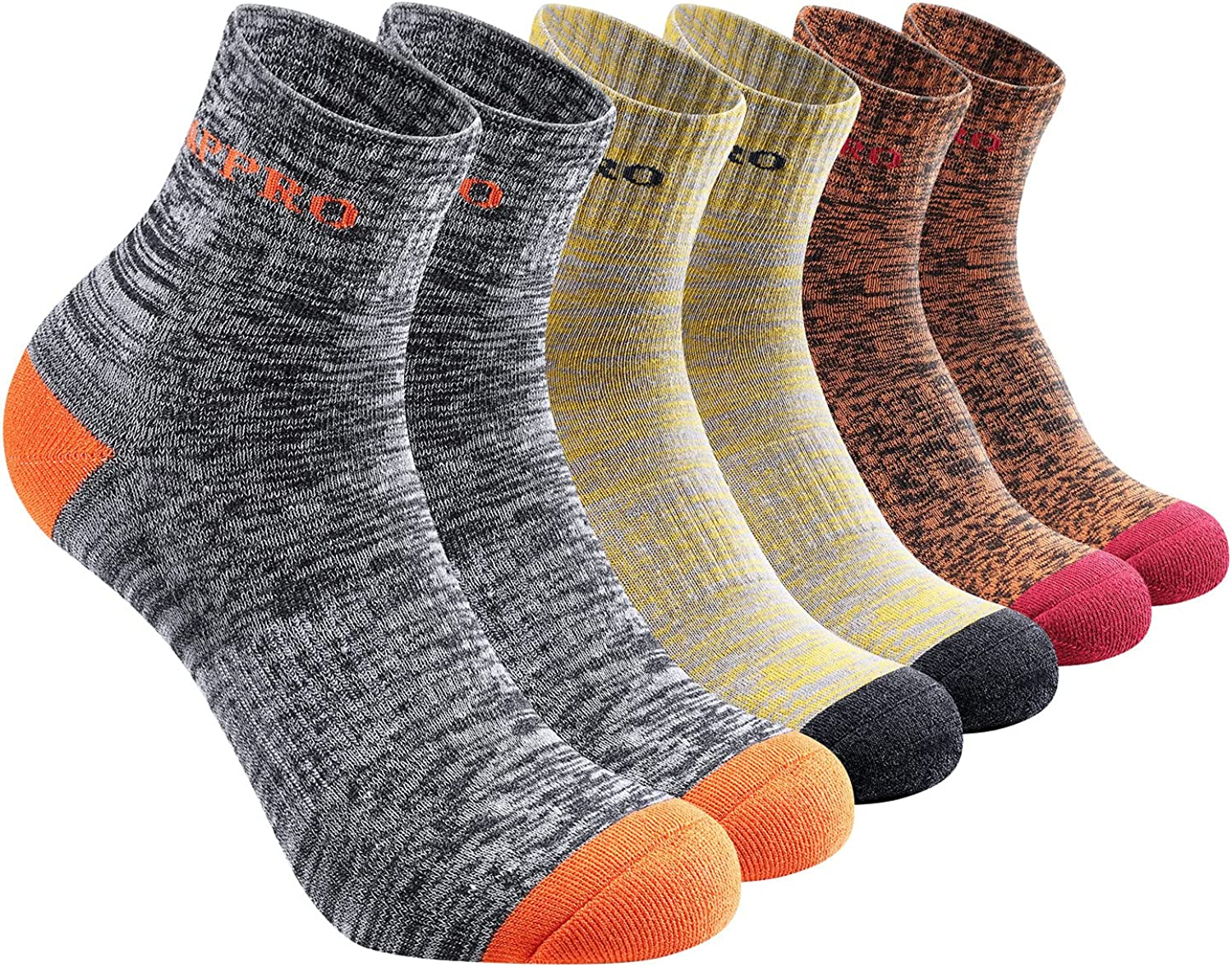Women's Hiking Socks Large-scale sale Running Multi-pack R Outdoor Athletic discount