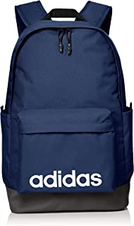785bb4a03f2df Adidas Men Backpack Training Bp Daily Bag Core Running Gym School DM6146  (One Size)
