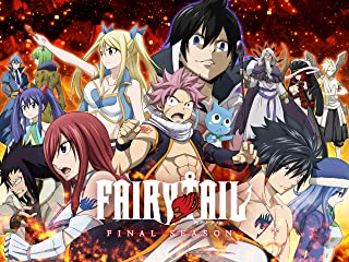 Fairy Tail Final Series, Season 9, Pt. 3 (Original Japanese Version)
