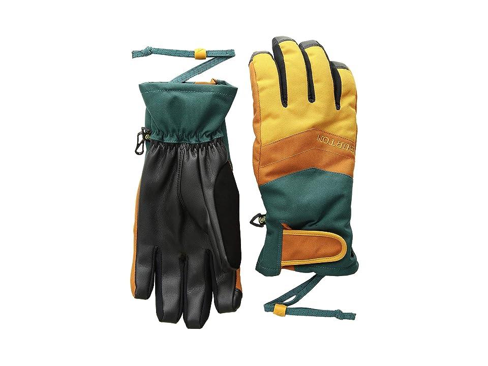 Burton Prospect Under Gloves (Squashed/Balsam/Adobe) Snowboard Gloves