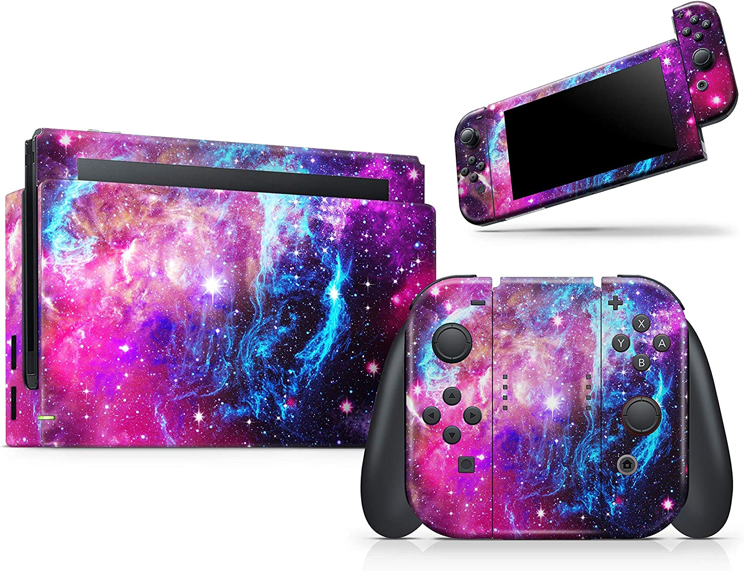 Design Skinz Bright Trippy Clearance SALE Limited Gifts time Space Scratch Protective Skin - Decal