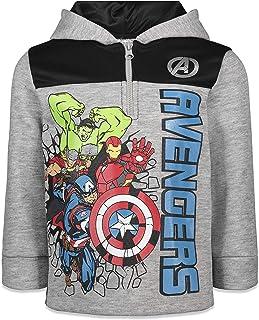Herstellergr/ö/ße: 12-13y 12-13 Jahre White Wht Marvel Jungen Infinity War Avengers Logo Sweatshirt Wei/ß