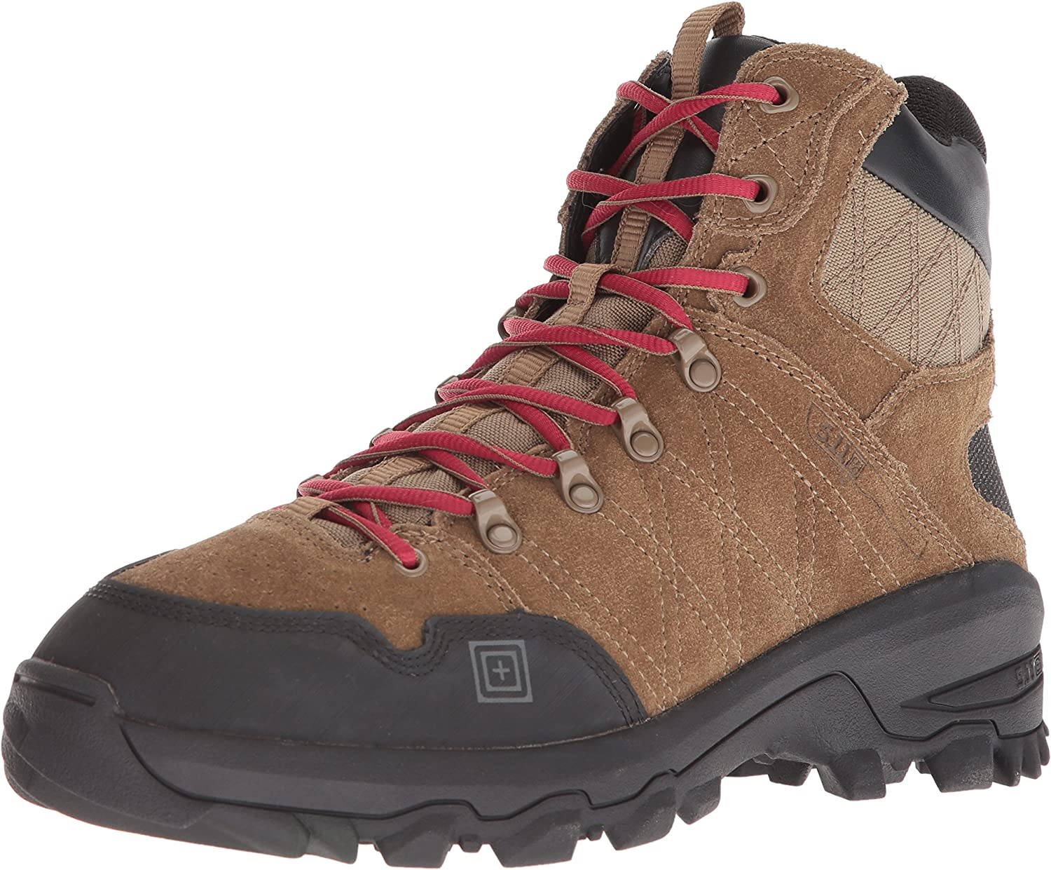 5.11 Cable Hiker Military Military Military and Taktic Boot, DK Coyote, 9.5 Medium US  low-key lyxkonflikt