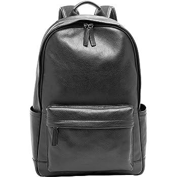 Fossil Men's Buckner Leather Backpack