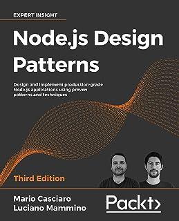 Mejor Node Design Patterns de 2021 - Mejor valorados y revisados