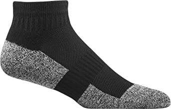 Dr. Comfort Diabetic Ankle Socks, Black, Large (1 Pair)