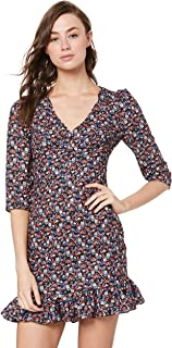 Cooper St Women's I Want Candy V-Neck Mini Dress
