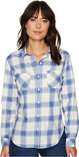 Workwear Long Sleeve Boyfriend Shirt