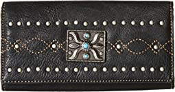 American West - Black Canyon Flap Wallet