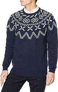 [マーモット] ミドラー Hiker Nordic Crew Sweater/ハイカーノルディッククルーセーター メンズ