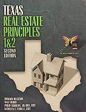 Texas Real Estate Principles I & II Second Edition