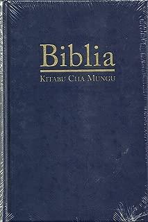 biblia swahili