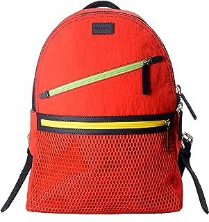 Multi-Color Men's Backpack Bag