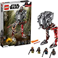 LEGO Star Wars AT-ST Raider 75254 The Mandalorian Collectible Transport Walker Posable Building Model (540 Pieces)