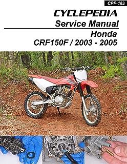2003-2005 Honda CRF150F Service Manual