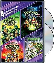 4 Film Favorites: Teenage Mutant Ninja Turtles 1, 2, 3, & TMNT (Bilingual)