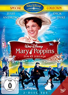 Mary Poppins - 45th Anniversary Edition | 2-Disc Set | DVD | Arabic & English Subtitle