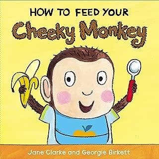a cheeky monkey