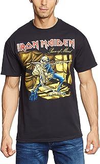 9dc4f757 Amazon.co.uk: Iron Maiden - Tops & Tees / Band T-Shirts & Music Fan ...