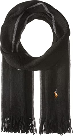 Polo Ralph Lauren - Classic Lux Merino Wool Scarf