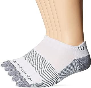 Copper Fit Men's Performance Sport Cushion Low Cut Ankle Socks (5 pair)