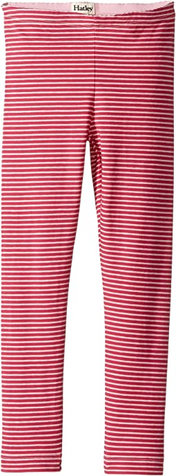 Hatley Kids - Candy Stripes Printed Leggings (Toddler/Little Kids/Big Kids)