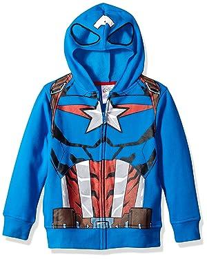 Marvel Boys' Costume Hoodie