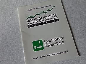 Your Business Math Series Teacher Book