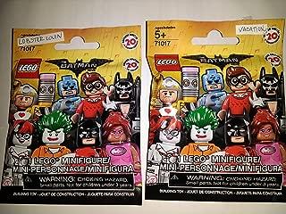 LEGO Batman Movie Series 1 Collectible Minifigure - Lobster Lovin Batman (71017)