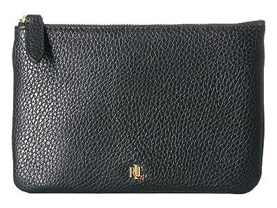 LAUREN Ralph Lauren Small Belt Bag (Black) Women