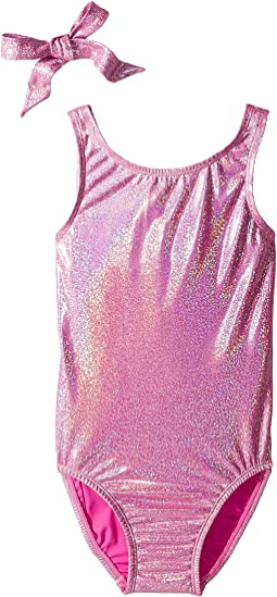 Mirror Dots Tank Leotard (Toddler/Little Kids/Big Kids)