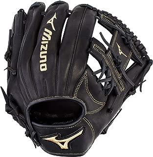 """Mizuno MVP Prime Infield Baseball Glove 11.75"""", Negro"""