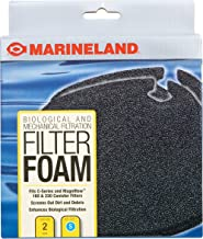 Marineland Filter Foam for Canister Filters, 2-Count