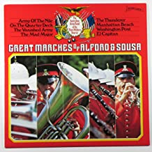 Great Marches of Alford & Sousa: The Great Australian Army Band of the Third Military District