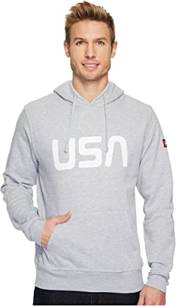 The North Face - International Collection Logo Pullover Hoodie