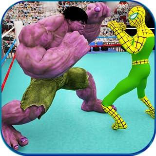 Monster Superhero Ring Battle