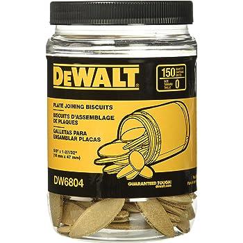 DeWalt DW6804 Size 0 Joiner Biscuits