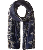 The Kooples - Lightweight Printed Scarf