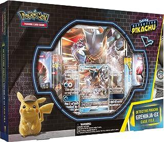 Detective Pikachu Greninja-Gx Case File: Pokemon TCG: 2 Greninja Foil Trading Cards | 7 Booster Pack