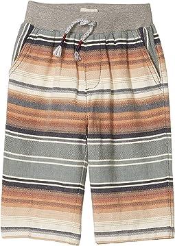 Coltan Yarn-Dye Stripe Pull-On Shorts (Toddler/Little Kids/Big Kids)