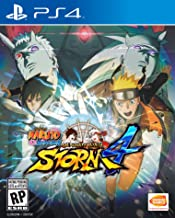 Naruto Shippuden Ultimate Ninja Storm 4 - PlayStation 4