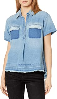 AG Adriano Goldschmied Women's Peter Top