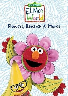 Best elmo's world flowers Reviews