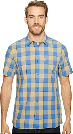 Fjällräven - High Coast Big Check Shirt Short Sleeve