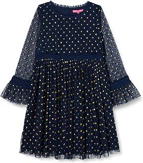 Derhy Prunelle Vestido de Fiesta Formal para Niñas
