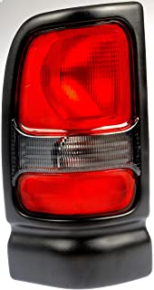 Dorman 1610416 Driver Side Tail Light Assembly for Select Dodge Models