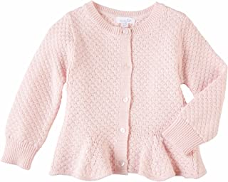 Mud Pie Womens Peplum Cardigan (Infant/Toddler)