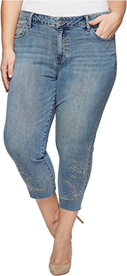 Lucky Brand - Plus Size Reese Boyfriend Jeans in La Reina